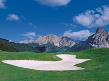 Golf in Alta Badia