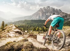 Summer holiday in Alta Badia